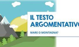 5ª Classe Primaria: Italiano - Testo argomentativo - schede didattiche online_MyEdu Plus