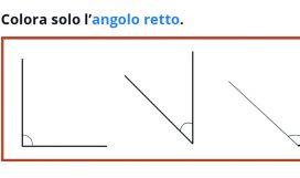 matematica - GLI ANGOLI ACUTO OTTUSO RETTO